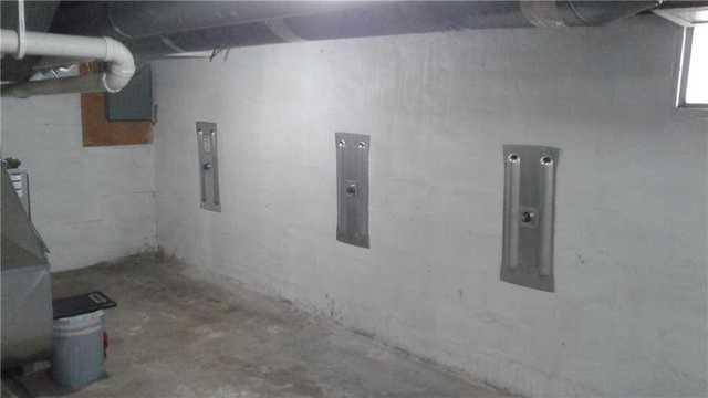 GeoLocks Installed for a Secured Foundation in Appleton, WI
