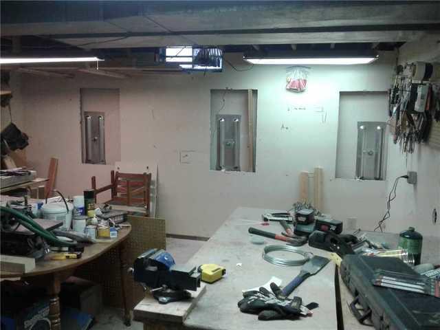 Fixing a Hidden Foundation Wall in Menasha, WI
