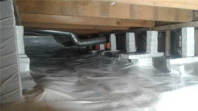 Protecting a Crawlspace from the Dangers of Water in Schofield, WI