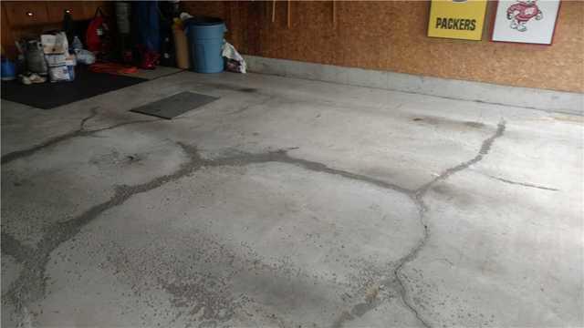Sealing Concrete Cracks to Eliminate Further Splitting in Oshkosh, WI