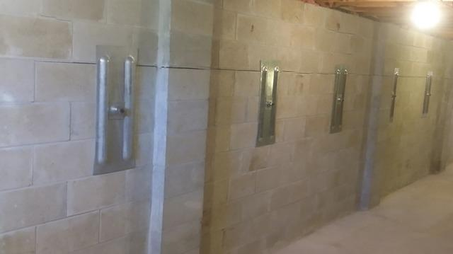 Foundation Wall Repair in Pine River, WI