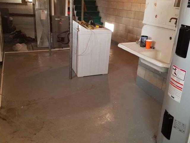 Sump Pump Installation in Rosendale, WI