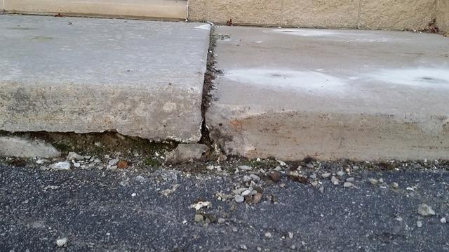 Concrete Repair, Lifting & Leveling in Bellevue, WI