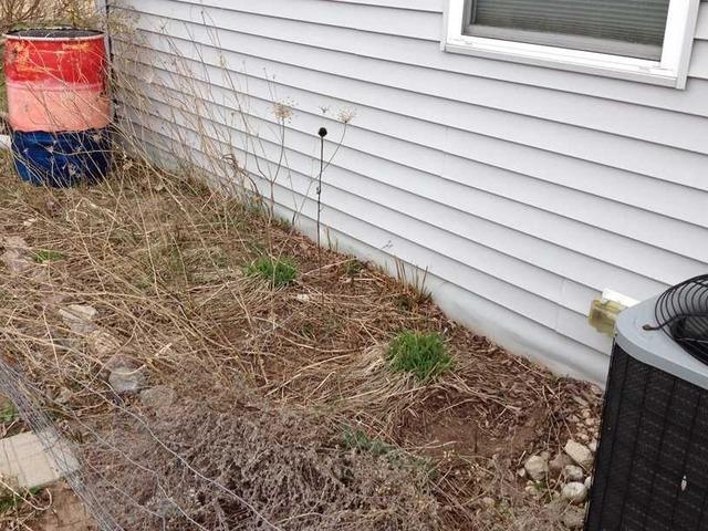 Egress Window in Belgium, WI - Before Photo