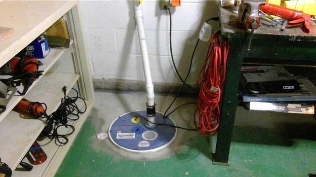 Sump Pump Installation in Niagara, WI
