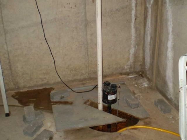 Sump System Upgrade in Shiocton, WI