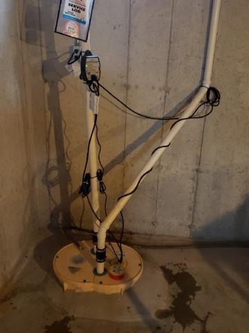 Sump Pump Installation in Ellison Bay, WI