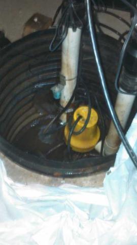 Sump Pump Upgrade in Hewitt, WI