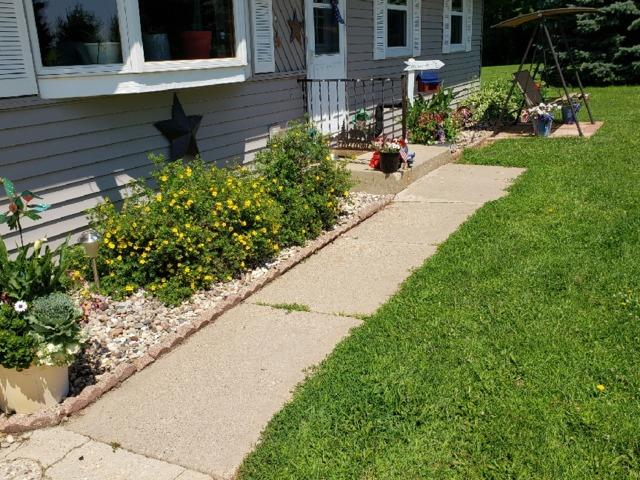 Concrete Repair and Leveling in Bear Creek, WI