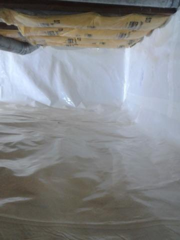 Crawl Space Encapsulation in Oakfield, WI