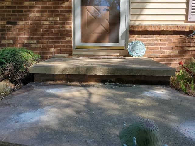 Concrete Lifting and Leveling in Green Bay, WI