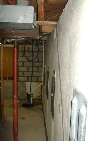Wall Anchor Straightening in West Bend, WI