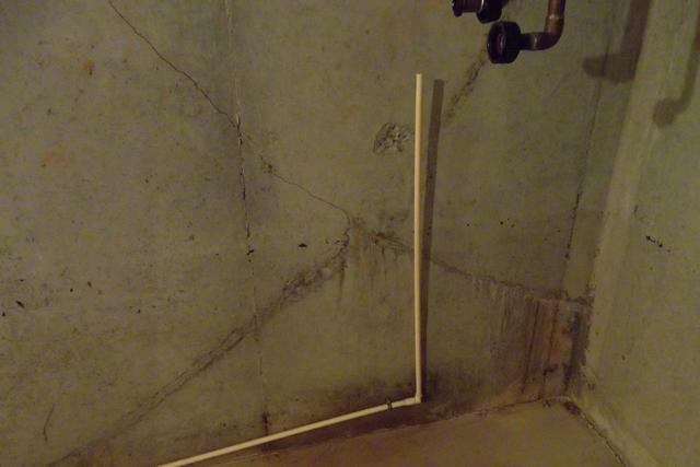 FlexiSpan Foundation Crack Caulk Installation