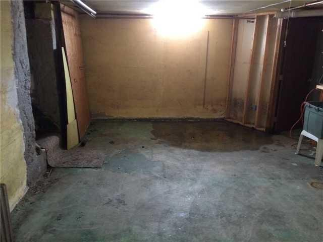 Wet Basement in Lewiston, ME