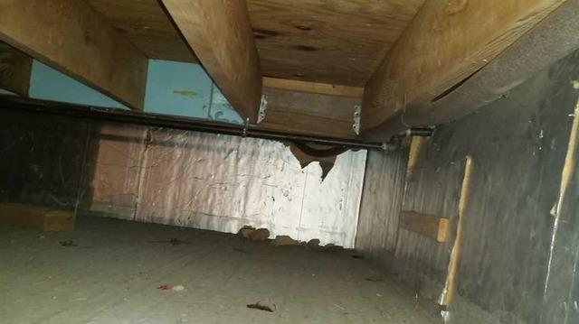 Glenburn, ME Crawlspace Sealed by CleanSpace Encapsulation