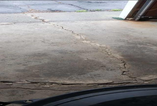 PolyLevel Injection Prevents Future Cracks in Waterville, ME Garage Slab