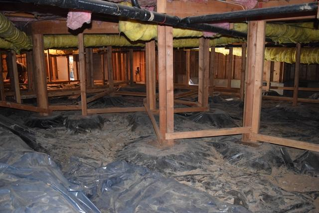 Crawl Space Encapsulation in Portland, OR