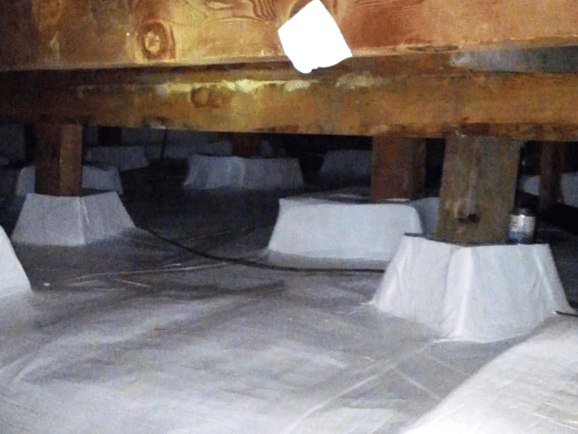 Crawl Space Encapsulation in Keizer, OR