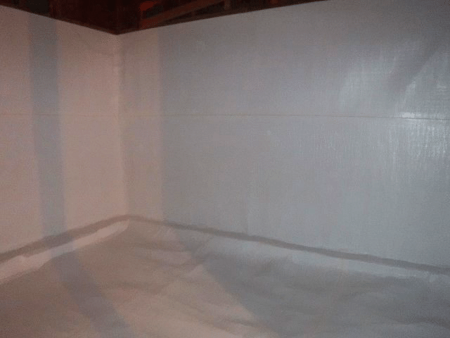 Crawl Space Encapsulation in Issaquah, WA - After Photo
