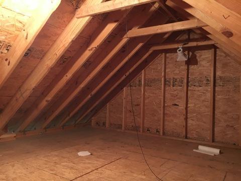 Cellulose Attic Insulation in Hampton, VA