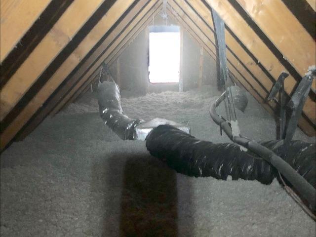 Blown-In Insulation in Moseley, VA