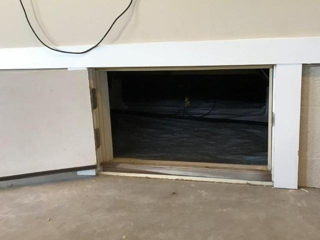Crawl Space Access Door in Carrolton, VA