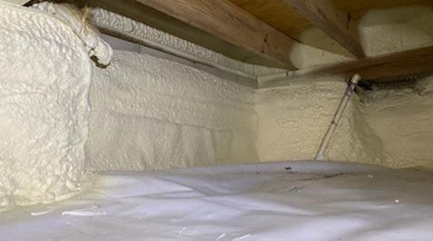Open Ventilations in Virginia Beach Crawl Spaces
