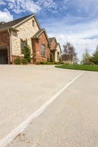Concrete Driveway Joint Sealant Adds Protection Against Future Damage - After Photo