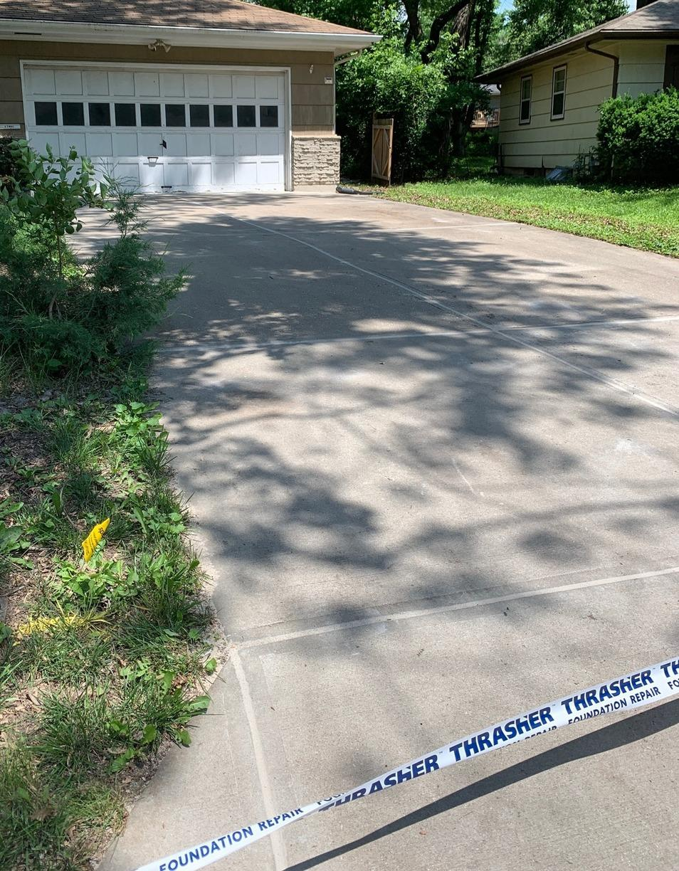 Concrete Repair in Raytown, MO - After Photo