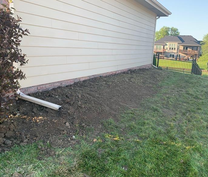 Garage Foundation Repair in Papillion, NE - After Photo