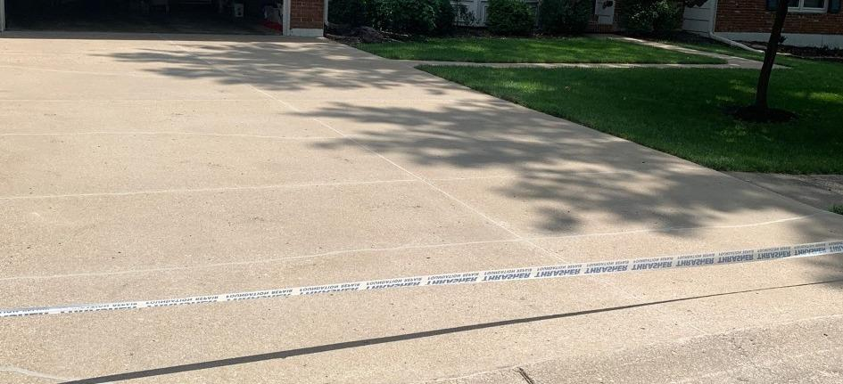 Concrete Repair Solutions in Overland Park, KS - After Photo