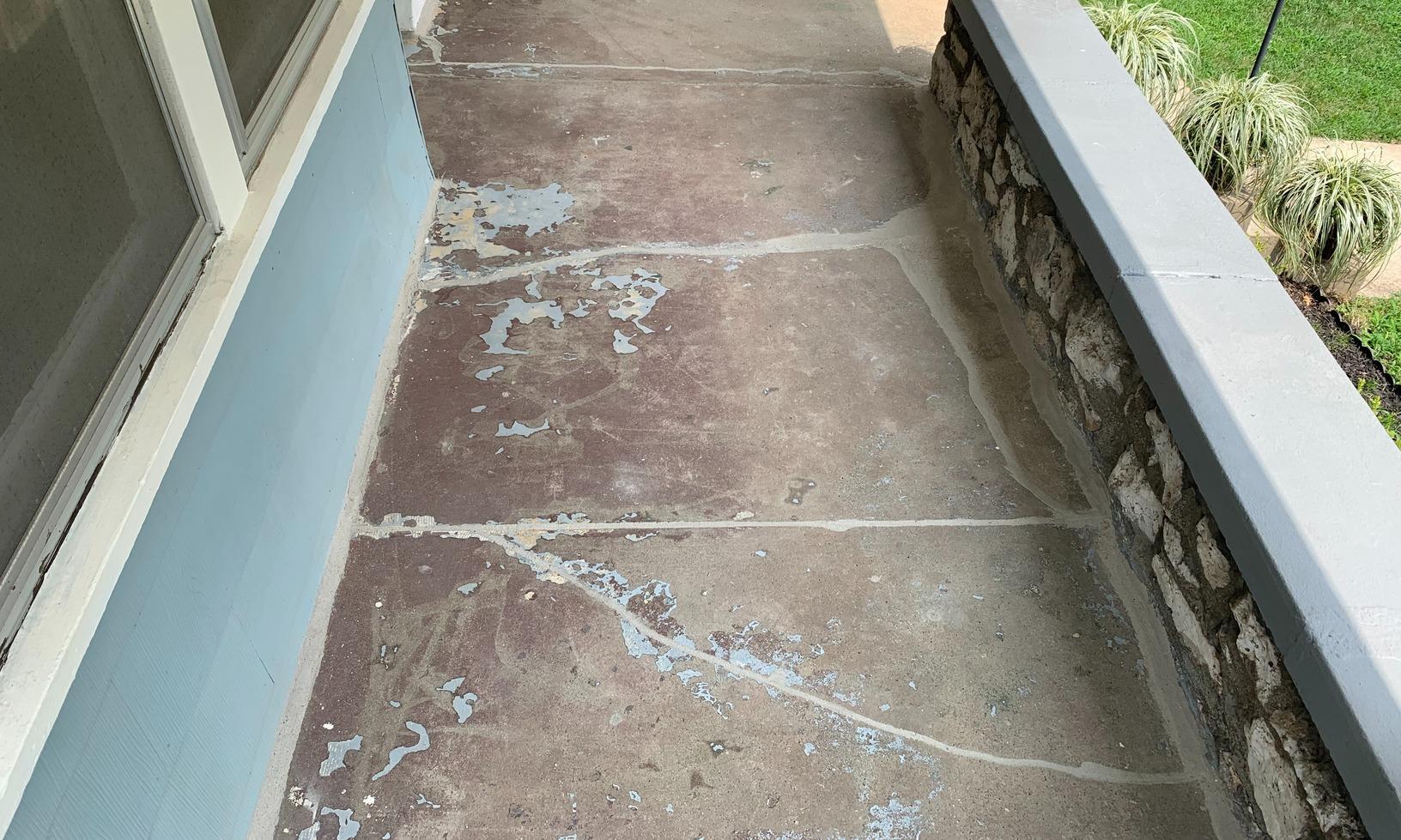Concrete Repair Services Kansas City, MO - After Photo