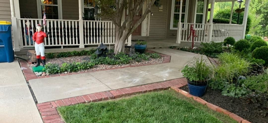 Concrete Repair Services in Liberty, MO - After Photo