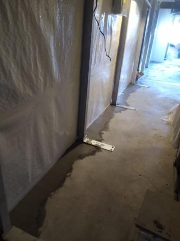 Basement Waterproofed in Independence, MO - After Photo