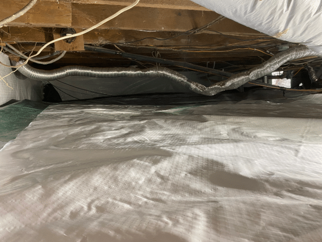 Sagging Floors and Rotting Joists Repaired in Clay Center, KS