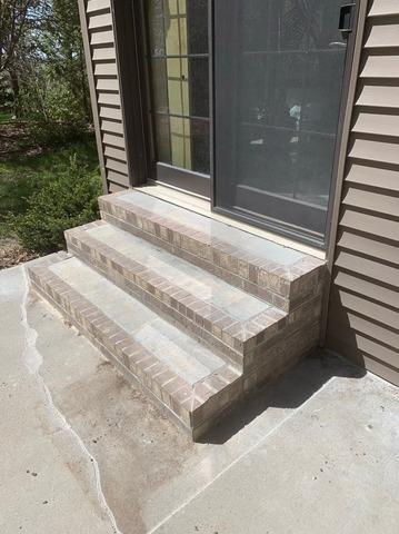Concrete Settlement Fixed in Weston, NE