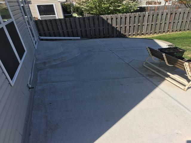 Settled Concrete in Omaha, NE Lifted and Repaired