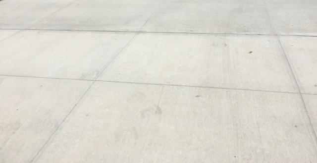 Large Void in Driveway Repaired in Papillion, NE