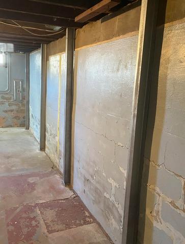 Basement Wall Repair in Wausa, NE