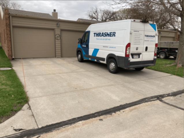 CompressionGuard Alleviates Pressure in Norfolk, NE Garage