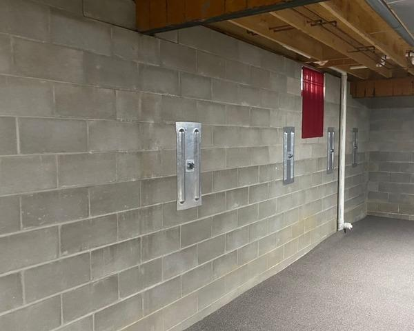 Foundation Wall Repair in South Sioux City, NE