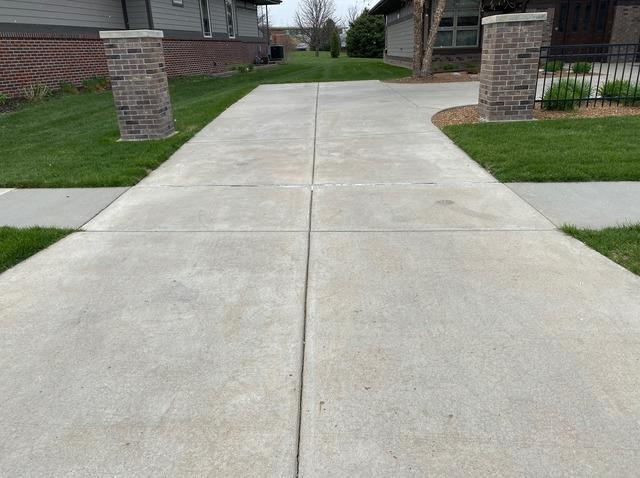 Street Creep Causes Concrete to Settle in Lincoln, NE