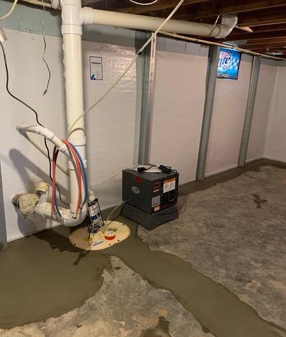 Basement Waterproofing in Hutchinson, KS