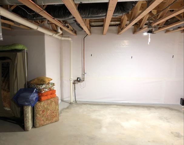 Basement Waterproofing in Omaha, NE - After Photo