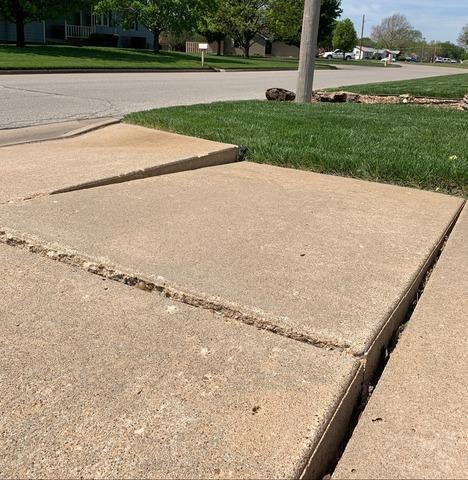 Concrete Repair Services in Salina, KS