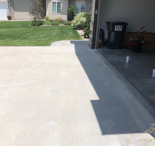Concrete Leveling in Columbus, NE