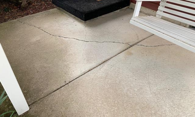 Concrete Repair in Park City, KS