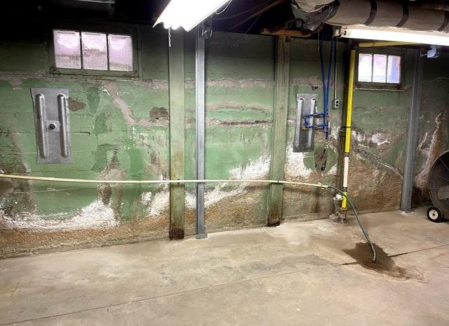 Foundation Repair in McPherson, KS