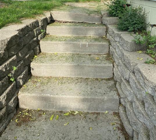 Concrete Repair in La Vista, NE