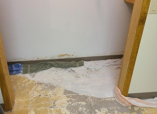 Wet Basement Repair in Beloit, KS